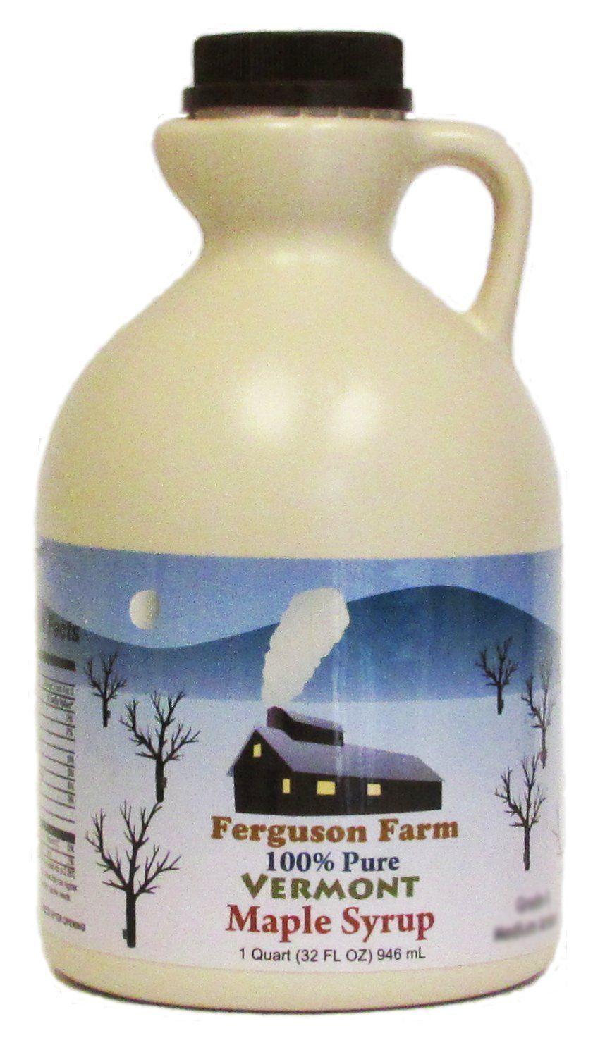 af35130958a Ferguson Farms 100% Pure Vermont Maple Syrup