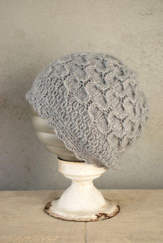 Sombrero de fieltro hecho a mano / sombrero tejido a por UNDIIN ...