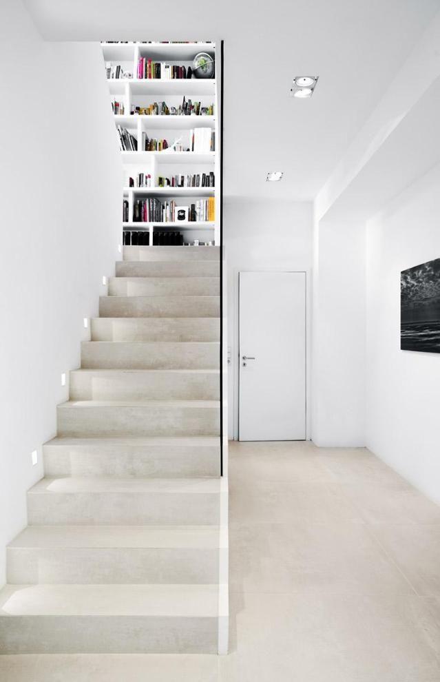 Betontreppe Im Neubau? Ja, Unbedingt U2013 Stylisch Und Modern! #interior  #treppenhaus