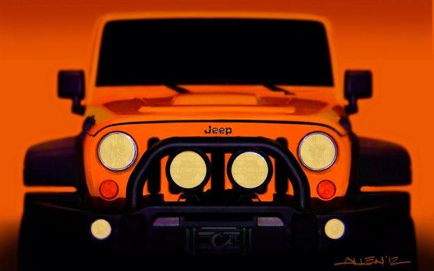 Sweet Jeep