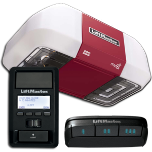Precision Garage Door Cleveland New Liftmaster Garage Door Openers In Cleveland Surroundin Liftmaster Garage Door Opener Overhead Garage Door Garage Doors