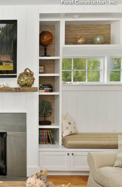 Image Result For Living Room Built In Fireplace Seat Living Room Bench Fireplace Built Ins Living Room Remodel
