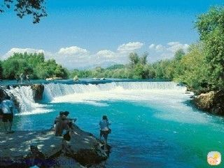 Manavgat Falls