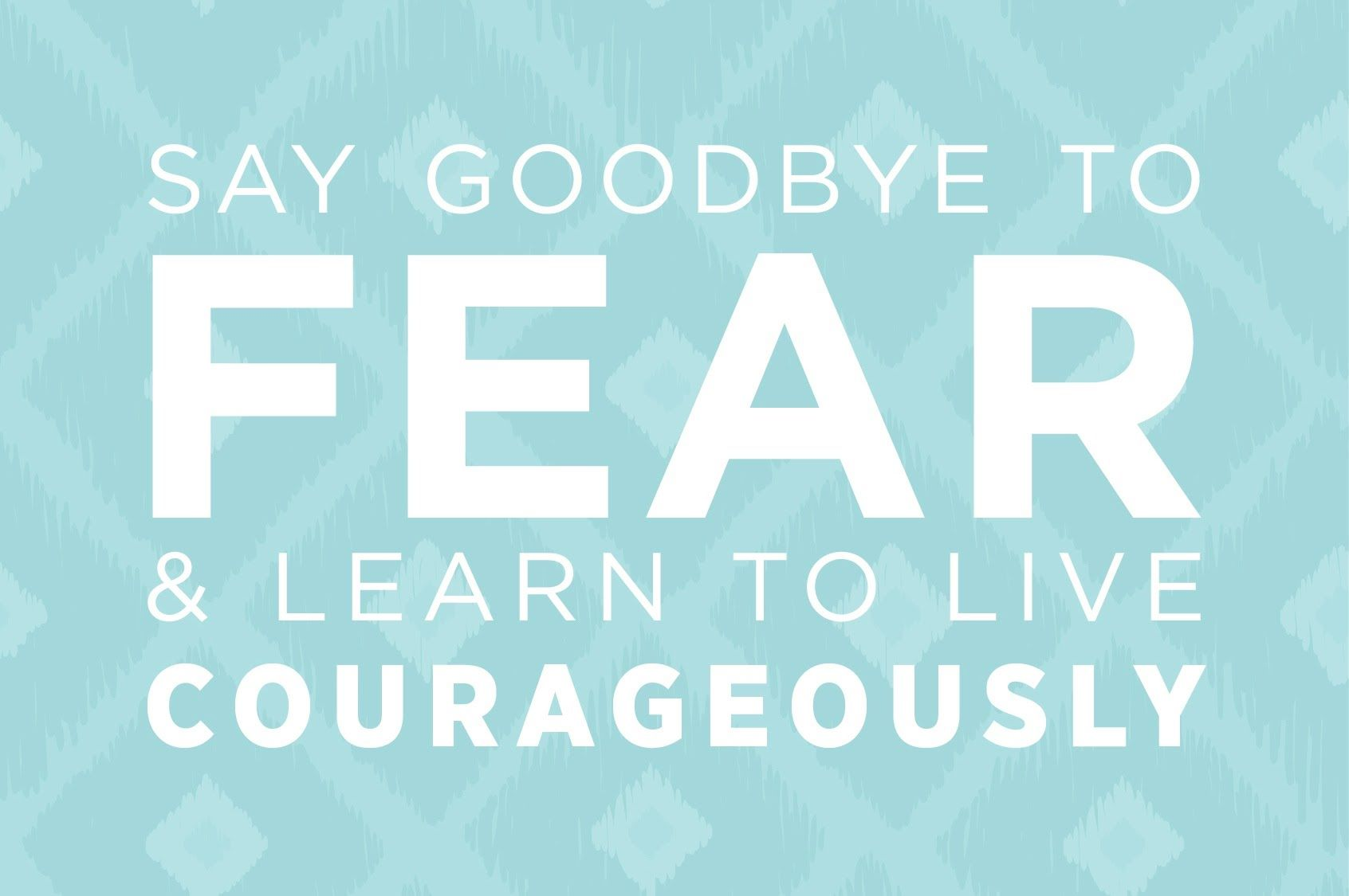 How do you cultivate courage joyce meyer books