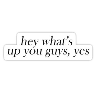 Shane Dawson Intro Stickers By Yensid1942 Redbubble Shane Dawson Quotes Shane Dawson Shane Dawson Memes