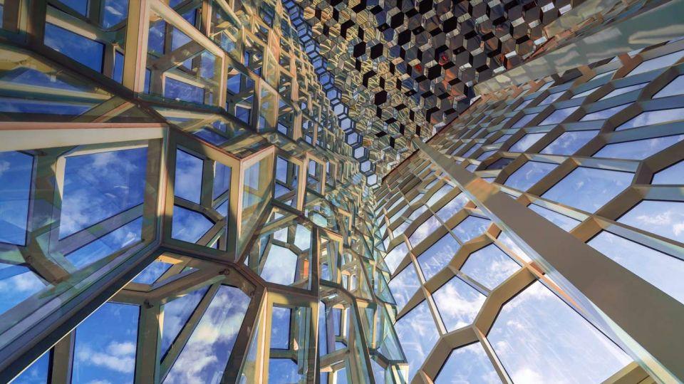Harpa concert hall Reykjavik | Harpa Concert Hall, Reykjavík, Harpa Hall, Harpa, Concert Hall, Harpa ...