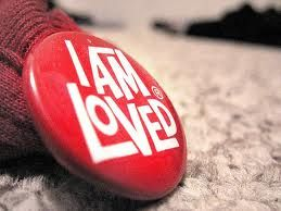 i am loved pin