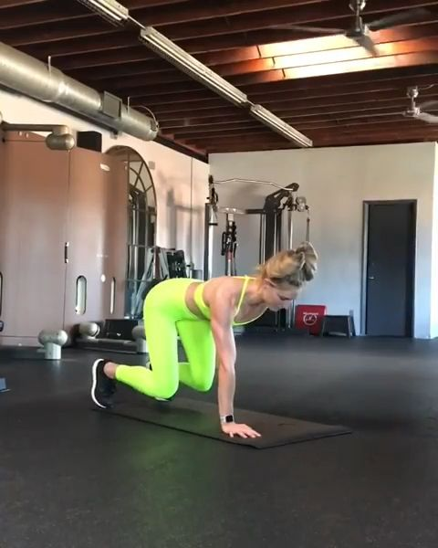 Photo of Amazing core workout