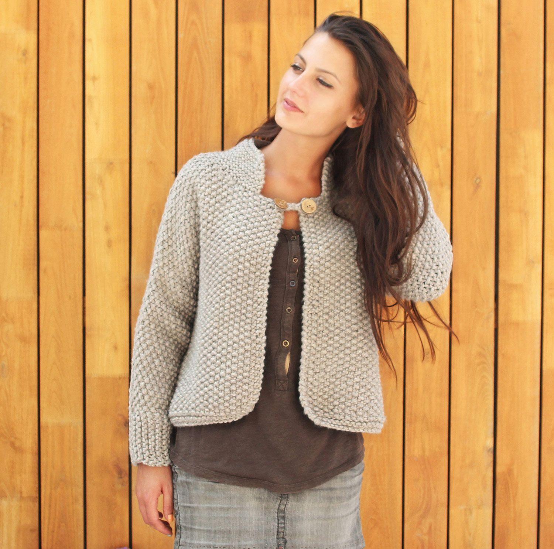 me3-patron punto chaqueta canada | KITS & PATRONES | iFil - Tiend ...