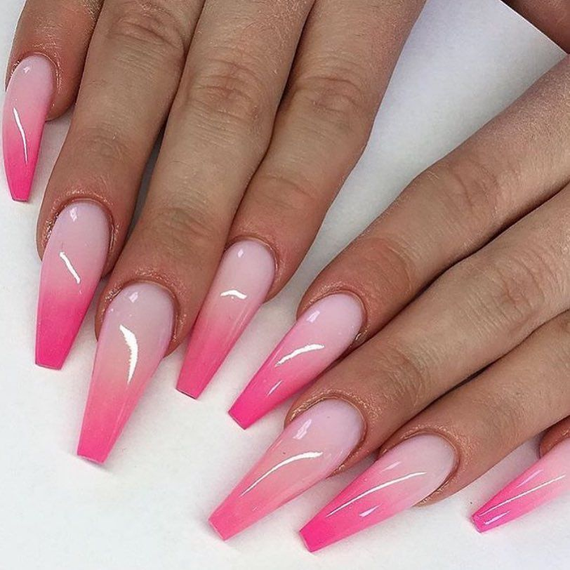 Best Summer Ombre Nails in 2019 | Stylish Belles