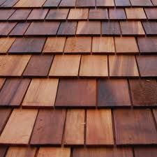 Photo of Cedar roof shingles are a popular roofing material because they o