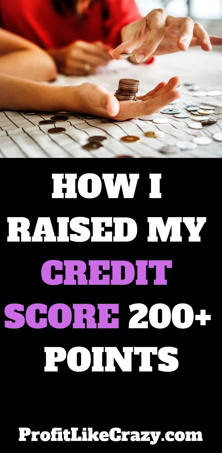 How to raise your credit score paying off credit cards