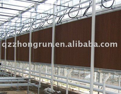 Zr Series Greenhouse Cooling Pad With Images Exterior Solar