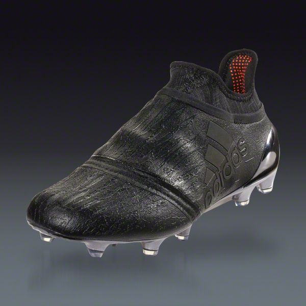 Buy adidas X 16+ Purechaos FG - BLACK/BLACK/DARK GREY Firm Ground · Adidas  CleatsSoccer ...