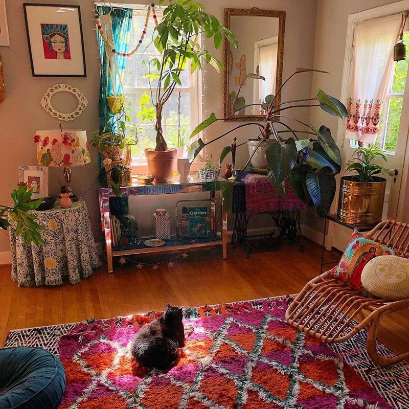 Bohemian Style And Home Decor Ideas Room Ideas Bedroom Hippy Room Aesthetic Room Decor