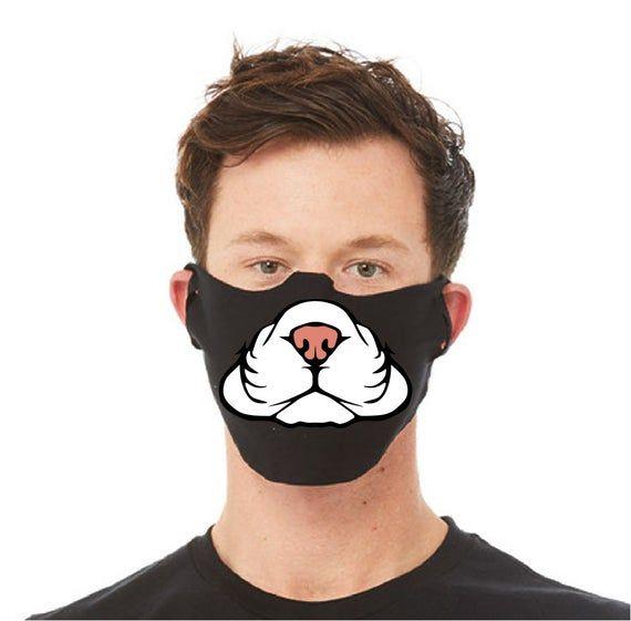 Funny Fabric Mask, Face Mask Washable, funny face Mask Adult, Cotton Face Mask, Reusable Face Mask,