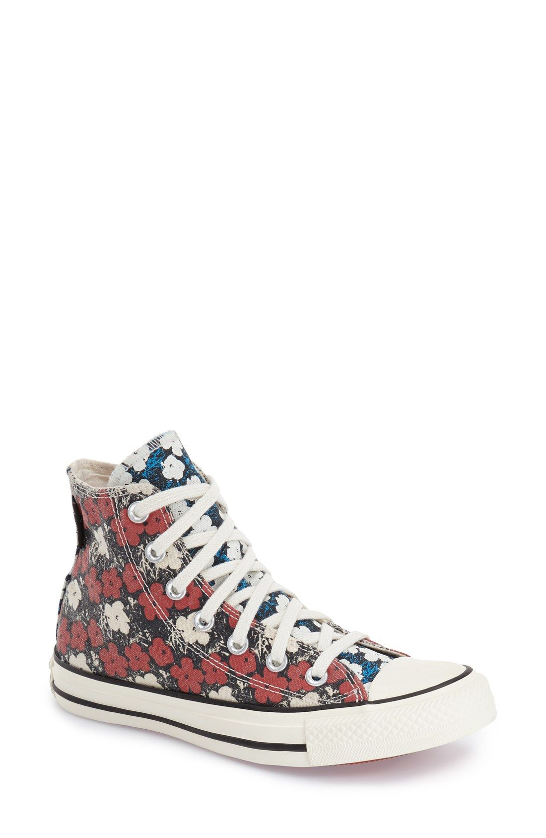 188532f08f8ec5 Converse Chuck Taylor® All Star® Andy Warhol Collection High Top (Women)  More