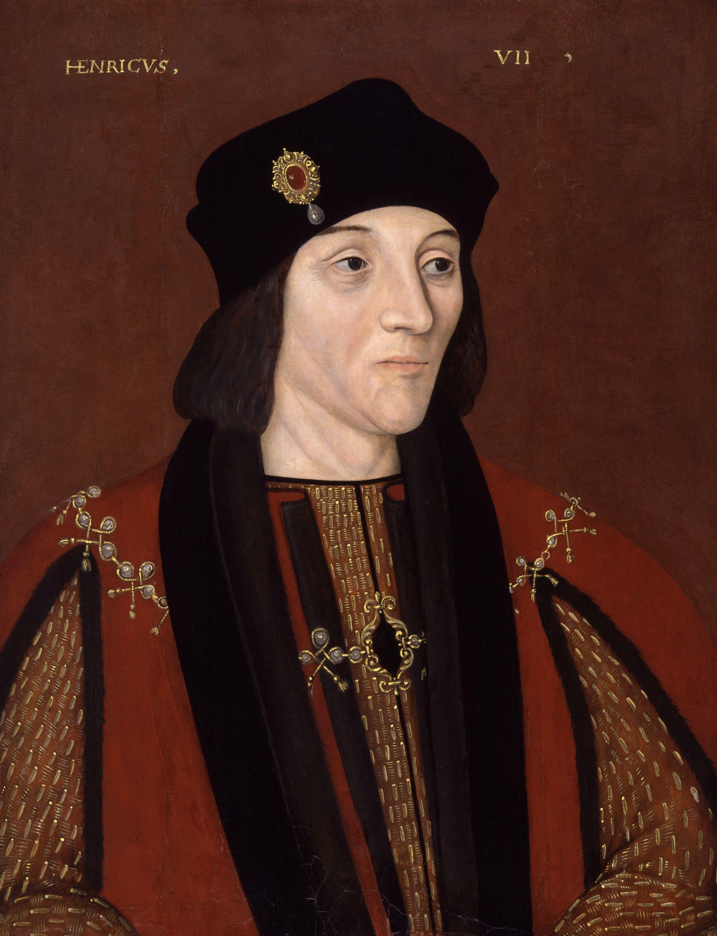 Resultado de imagen para Fotos de Enrique VII