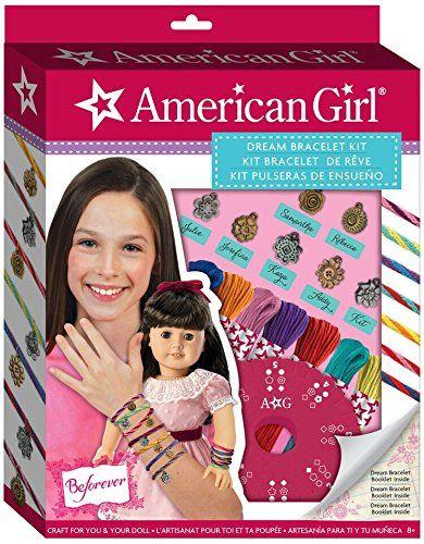 2af9882cc American Girl BeForever Dream Bracelet Kit | Arts & Crafts for 6 ...
