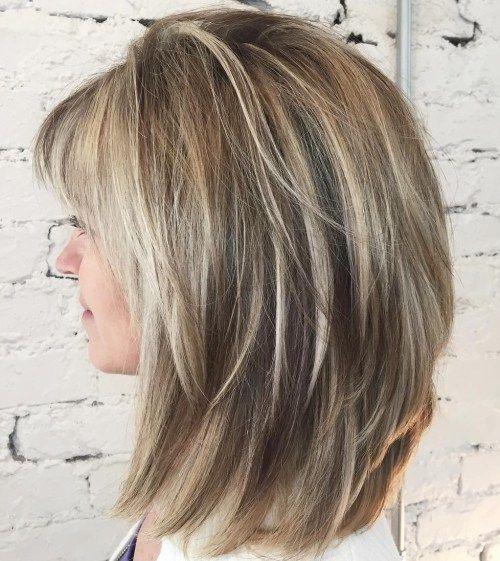 50 Beste Variationen einer mittleren Shag Haircut für Ihren unverwechselbaren Stil #shortshag