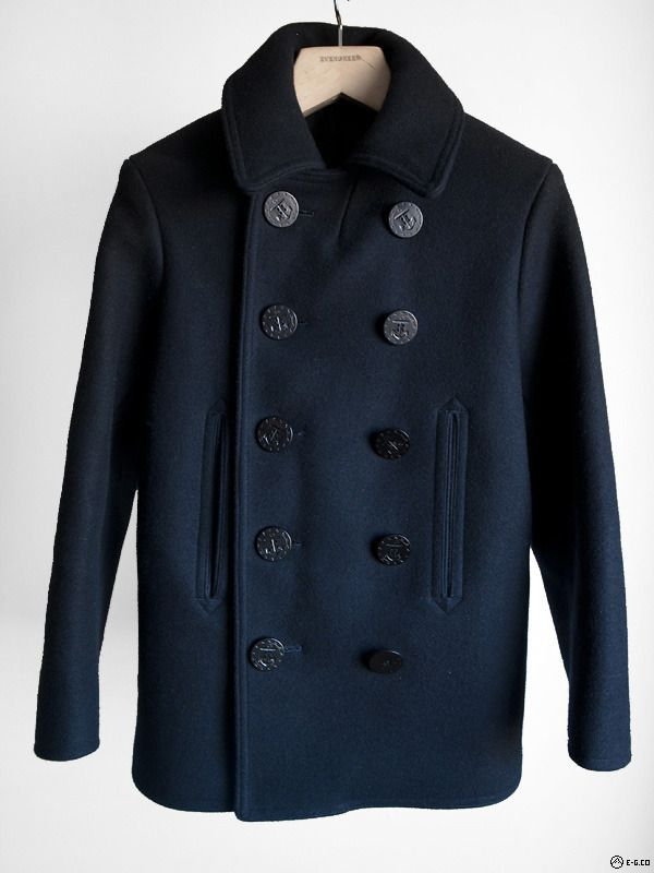 Buzz Rickson's 1910's Pea Coat / 10 button Pea Coat
