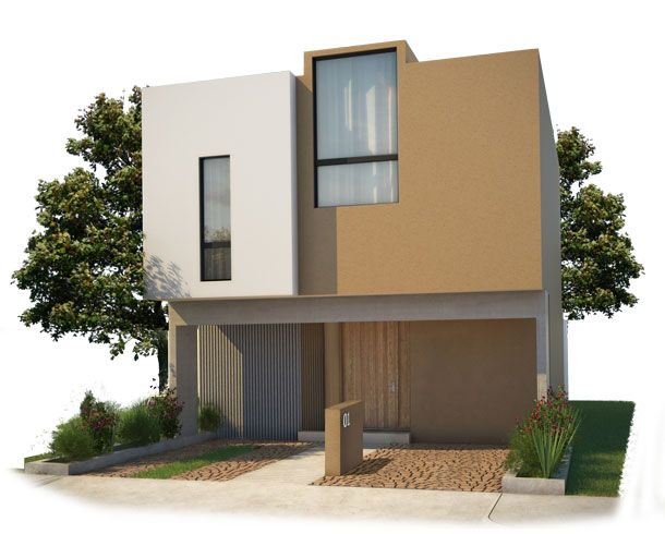 Casas en quer taro modelo jiva antalia residencial for Casa moderna tunisie