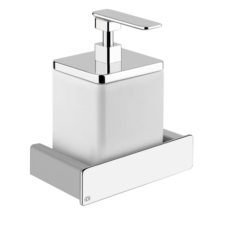 Gessi iSpa Wall-Mounted Soap Dispenser | Bathroom accessories