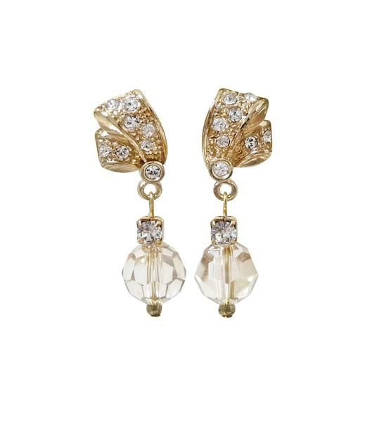 8a760cabe0bdb8 Crystal And Rhinestone Earrings, earrings - Katherine Swaine ...