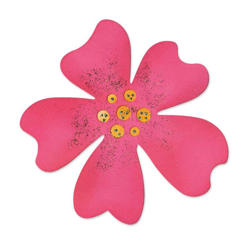 Sizzix.co.uk - Sizzix Bigz Die - Flower #2
