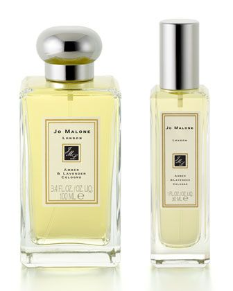 """My favorite fragrance by Jo Malone... Amber & Lavender.. All their scents are a """"can't miss""""!!!"""