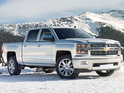 Chevy Rolls Out Cowboy Themed Luxury Silverado Pickup Thetoptier Net The Best In Luxury And Affl With Images Chevrolet Silverado Chevy Silverado Silverado High Country