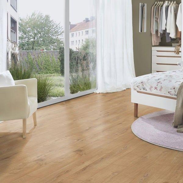 Wallington Dark Oak Premium Extra Flooring 12mm Laminate And Underfloor Heating