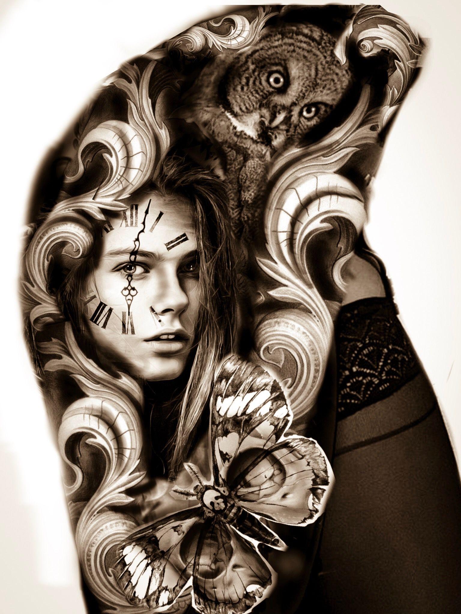 pin von wild cat tattoo auf chicano pinterest kollagen kompass und ordner. Black Bedroom Furniture Sets. Home Design Ideas