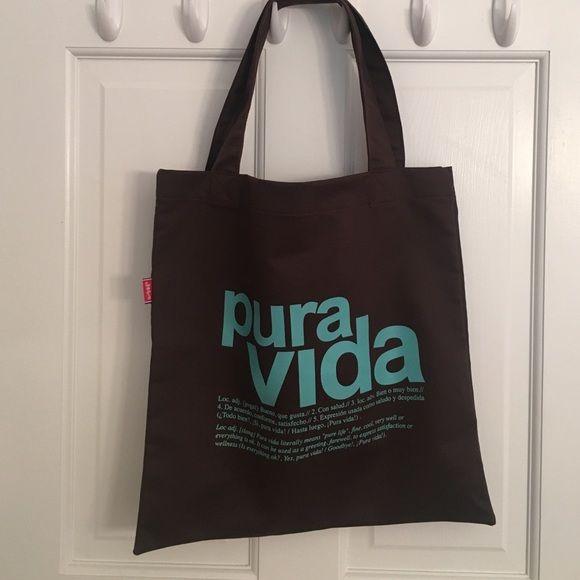 Tote Bag - Pure Tote by VIDA VIDA zKCFWDtC