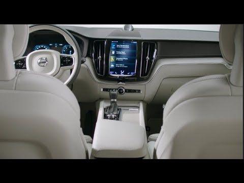 New Volvo Xc60 Interior Walkaround Technology Features Plug In Hyb Volvo Xc60 Volvo Plug In Hybrid Suv