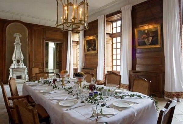 Des Idées Déco  La Salle à Manger French chateau, Room and - idee de deco salle a manger