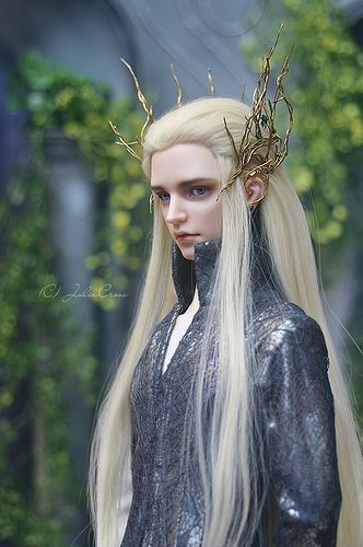 Thranduil   por 菊叔 Fairy World & Fantastoc Creatures Keka❤❤❤