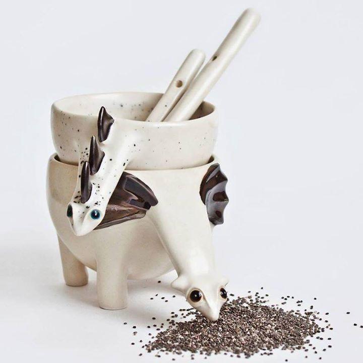 #magical #ceramic #animal creative #ideas #idea #inspiration #tutorial #diy #make #tips #loveit #blogger #instablog #instagood #inspo #followme #hack #psychostuff