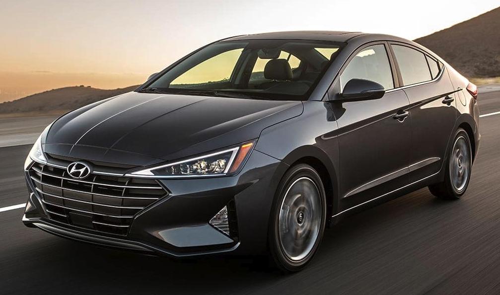 Hyundai 2019 Elantra Soon) Hyundai elantra