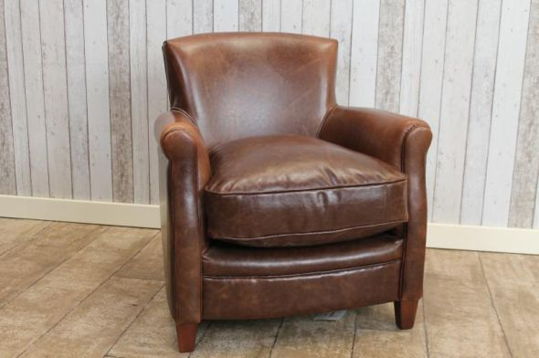 Superb This Vintage Style Leather Armchair Is A Fantastic Addition To Our Vast  Range Of Quality Vintage