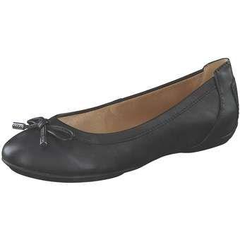 Geox Charlene Ballerina Damen schwarz   Frauenschuhe   shoes for ... 11bc99831f
