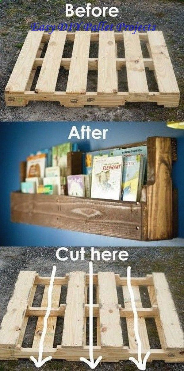 DIY ideas Using Wood Pallets