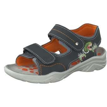 finest selection c5200 69aef Ricosta Trekking Sandale Jungen grau #schuhe #shoes ...