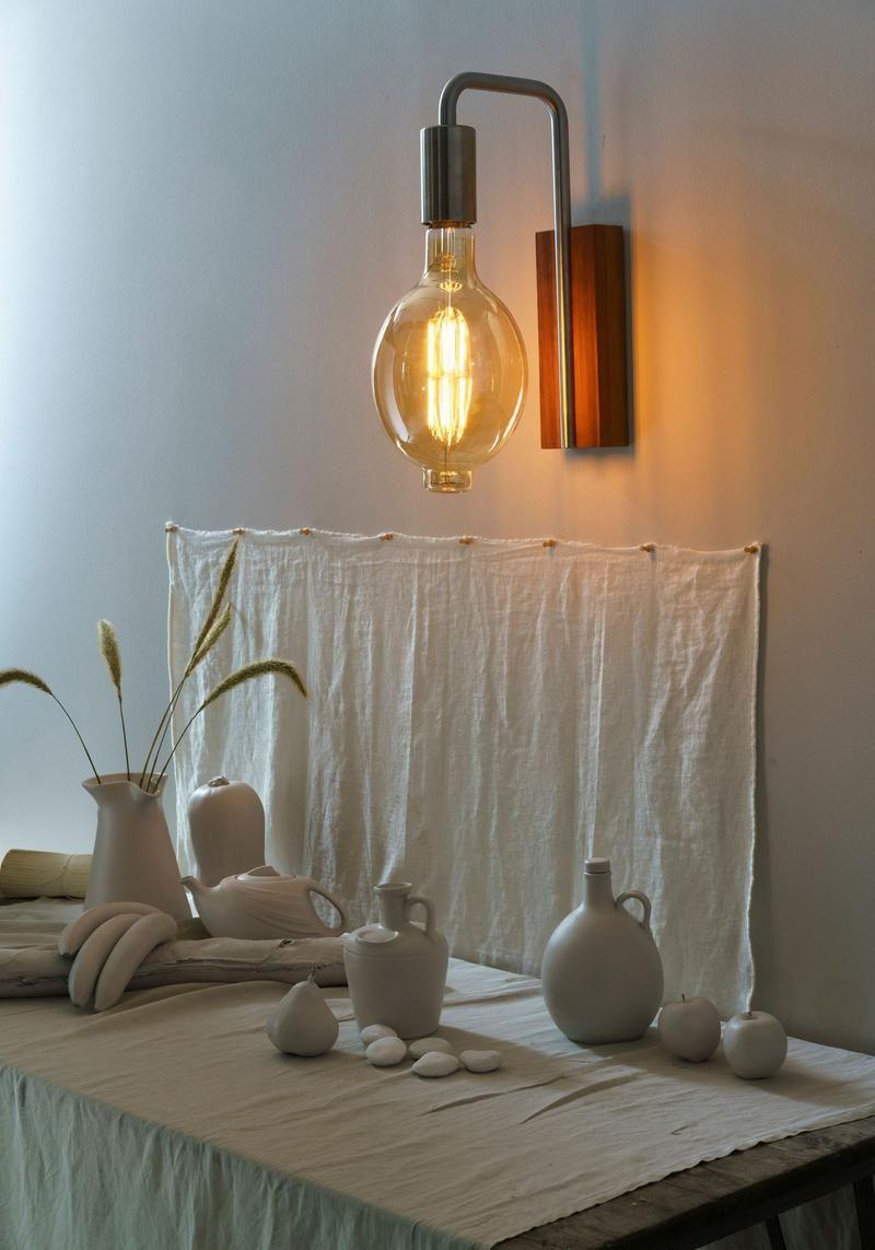 Alchemist hangman short led wall light decorative industrial urban