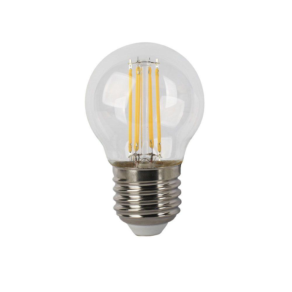 Bombilla E27 4w Led Luz Calida 400 Lumens Nuestras