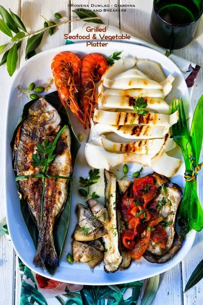 and Sneakers  Cooking  Traveling in Italy and Beyond Mediterranean Gril  Apron and Sneakers  Cooking  Traveling in Italy and Beyond Mediterranean Grilled Seafood and V Ap...