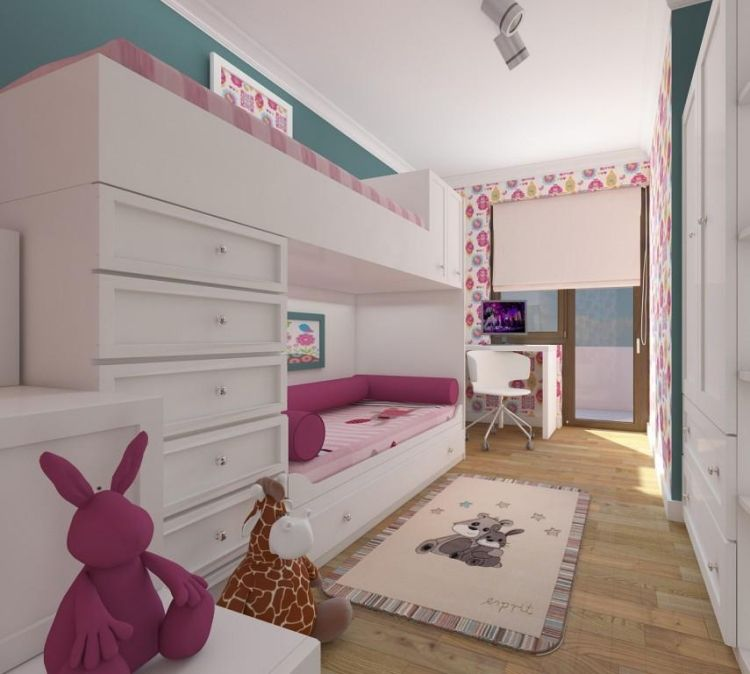 Girls Room Furniture 38 Playful Nursery Ideas Decor Ideas For You 2018 Kinder Zimmer Kinderzimmer Kinderzimmer Ideen