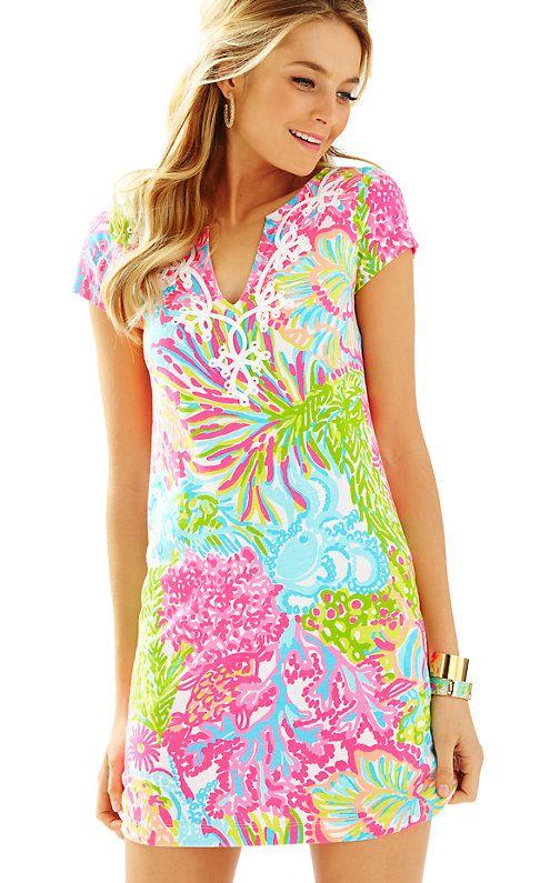 7f129082e7a Brewster T-Shirt Dress - Lilly Pulitzer
