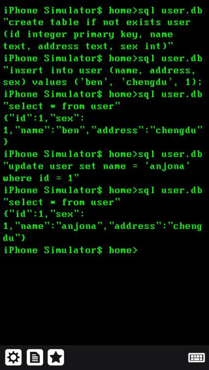 Command - MSDOS, CMD, Shell Utilities Productivity iPhone