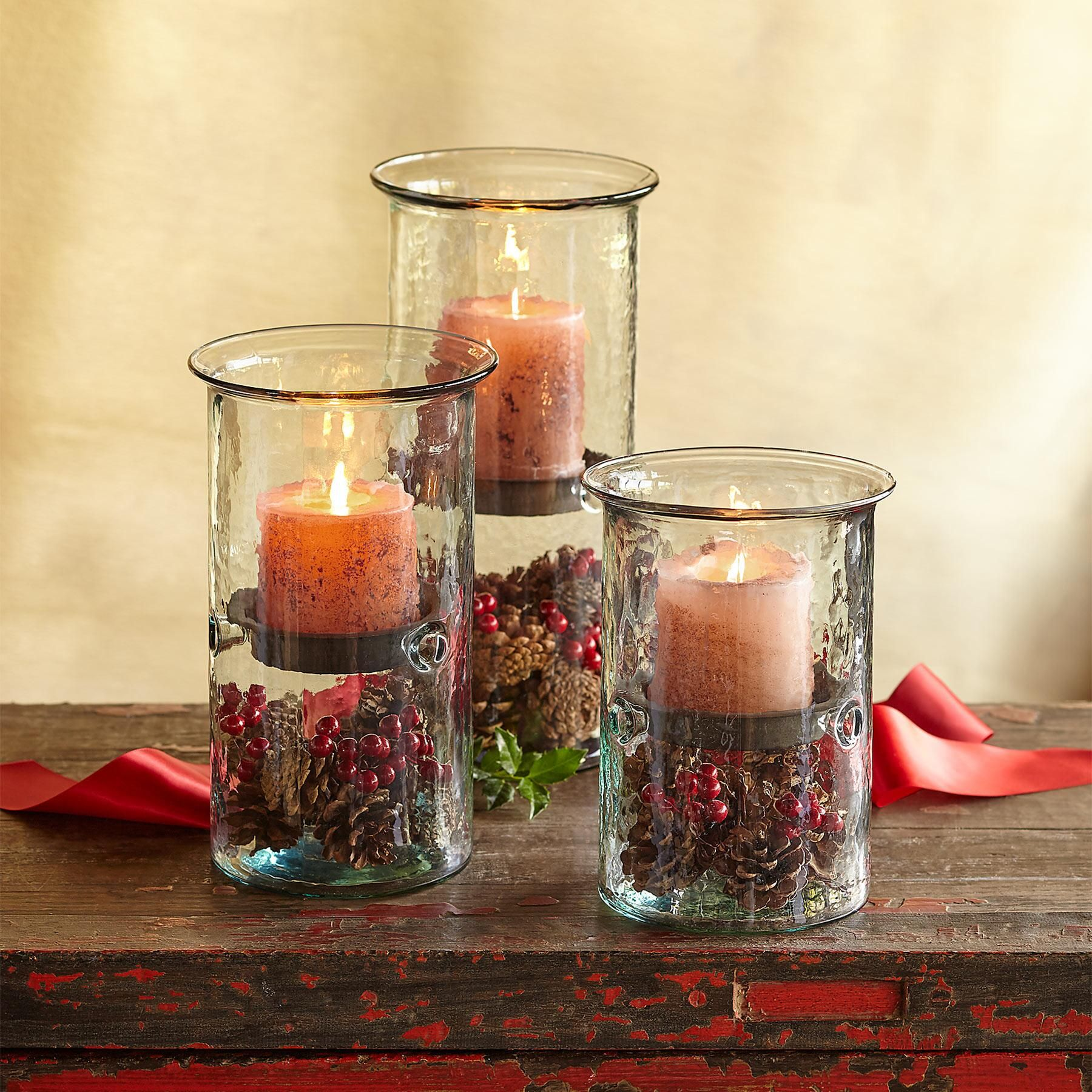 Glass Hurricane Candle Holders Set Glass Hurricane Candle Holder Hurricane Candles Hurricane Candle Holders